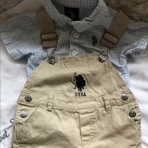Polo by Ralph Lauren Matching Sets - Baby boys PERFECT EASTER OUTFIT, Polo